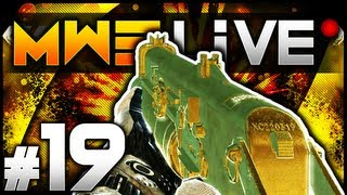 """CAMPERS!"" - MW3 LIVE #19 (Call of Duty: Modern Warfare 3 Multiplayer Gameplay)"