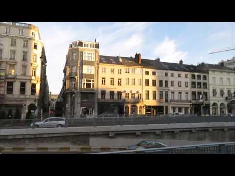 Day 4  Brussels,, Belgium to Frankfurt area, Germany