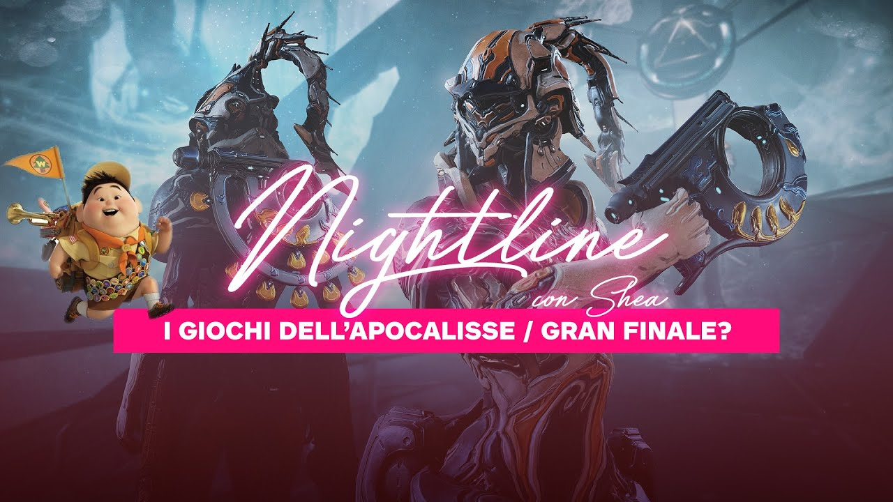 Nightline - I giochi dell'apocalisse - Gran finale?