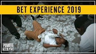 BET Experience 2019 w/ $tupid Young, Rucci, 1TakeJay And More