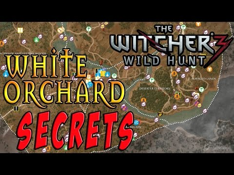 The Witcher 3: White Orchard Secrets! - YouTube
