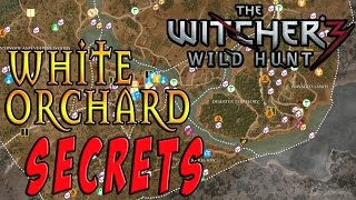The Witcher 3: White Orchard Secrets!