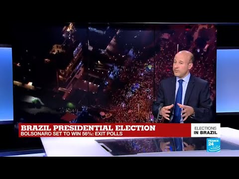 "Brazil presidential election: ""Several news organization say Bolsonaro has effectively won"""