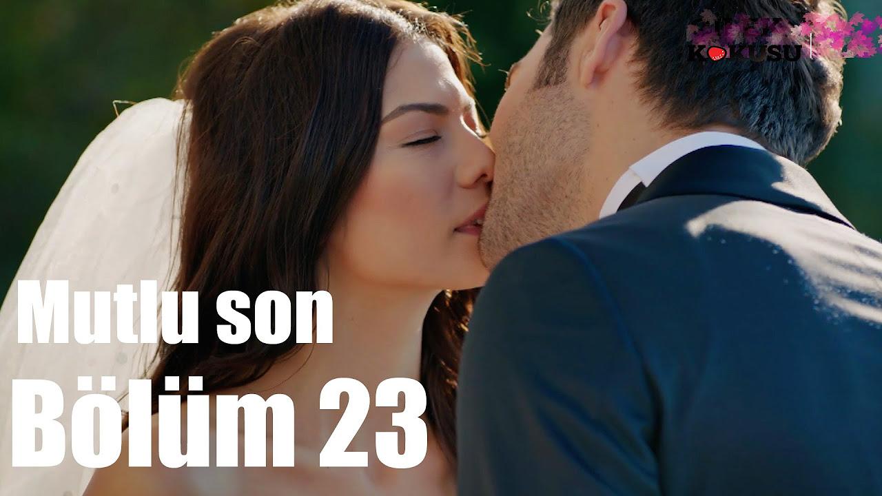 Çilek Kokusu 23. Bölüm - Mutlu Son