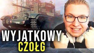 WYJĄTKOWY CZOŁG PREMIUM - World of Tanks