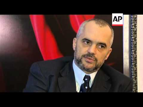 US diplomat trying to mediate compromise in Albania politics