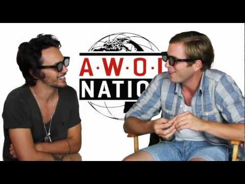 AWOLNATION  Not Your Fault Behind the Scenes
