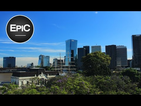Microcentro & Retiro - Buenos Aires, Argentina (HD)