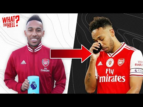 Download What the hell is happening to Pierre-Emerick Aubameyang? | Oh My Goal