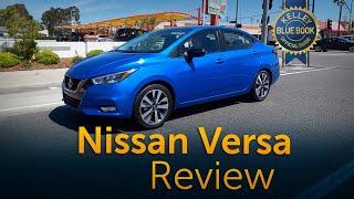 2020 Nissan Versa | Review