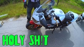 Download Video Riding a 2008 Yamaha FZ1 for the first time MP3 3GP MP4