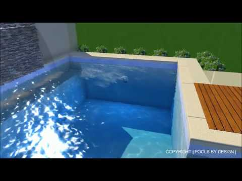 Plunge Pool - Mt Hawthorn - Pools by Design