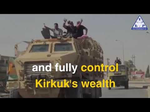 Iranian Militias control Kirkuk