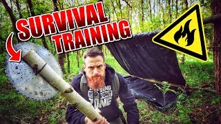 SURVIVAL TRAINING aus DAYS GONE - Crafting, Shelter, Spuren lesen, Bär & Wolf | Fritz Meinecke
