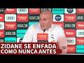 REAL MADRID | Nunca se le ha visto así: enfado de ZIDANE tras un enganchón con la prensa | AS