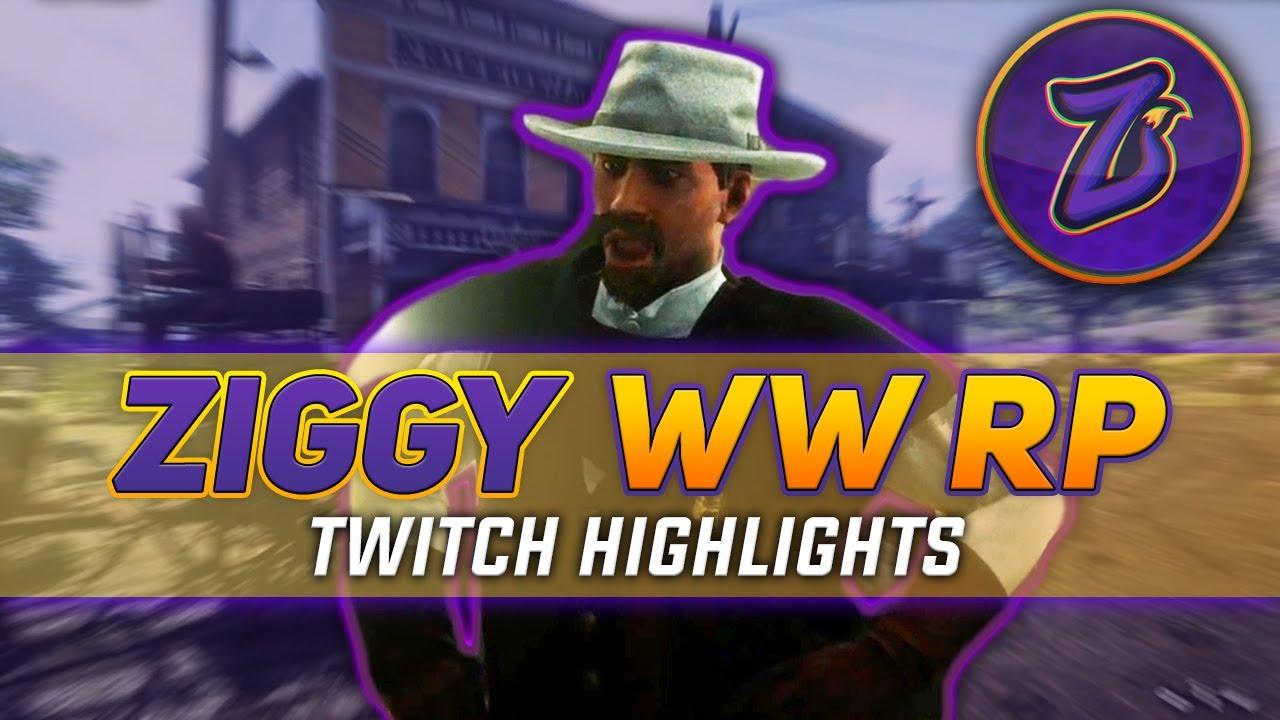 Ziggy | Wild West RP | Twitch Highlights #2