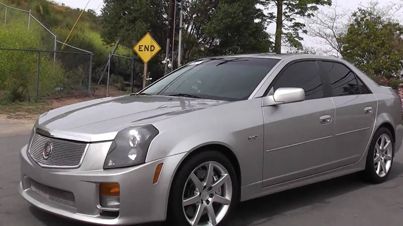 Rims For Sale Cheap >> 2004 Cadillac CTS-V C5 Corvette LS-6 Tremec 6 Speed FOR ...