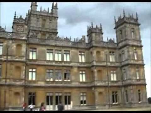 HIGHCLERE CASTLE - HAMPSHIRE - 15.7.12