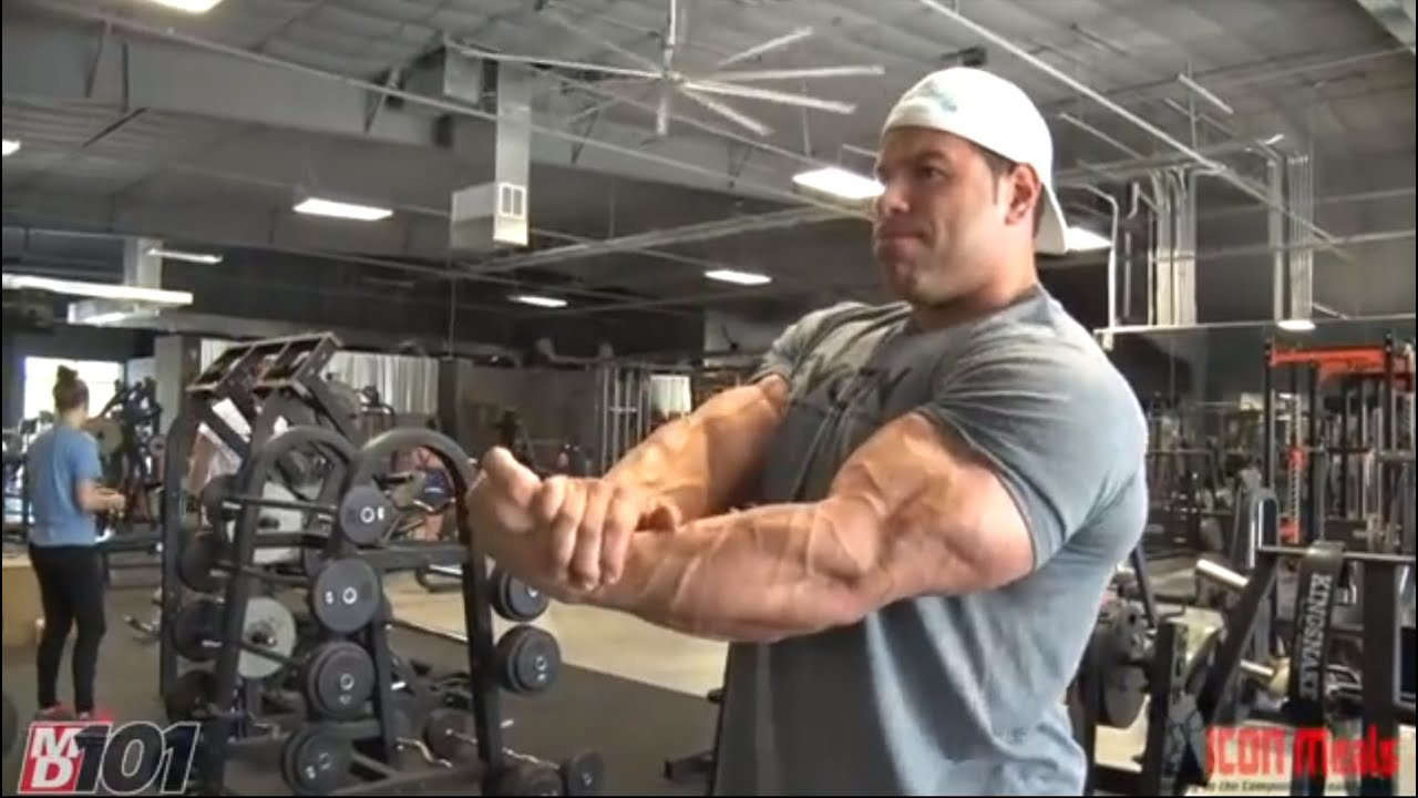 WATCH: MD 101 - Steve Kuclo bodybuilding series - Evolution of