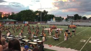 Madison Scouts 2017