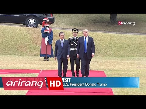 [Business Daily] Ep.661 - President Trump visits Korea / Ret
