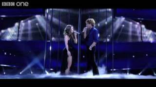 """Denmark - """"In A Moment Like This"""" - Eurovision Song Contest 2010 - BBC One"""