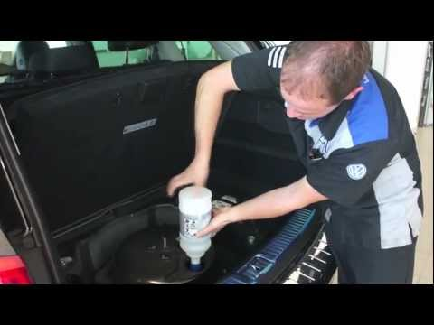 Volkswagen Touareg TDI AdBlue Tutorial | Greeley Volkswagen Service Greeley, CO