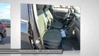 2014 Buick Encore Irvine Orange County BU0816