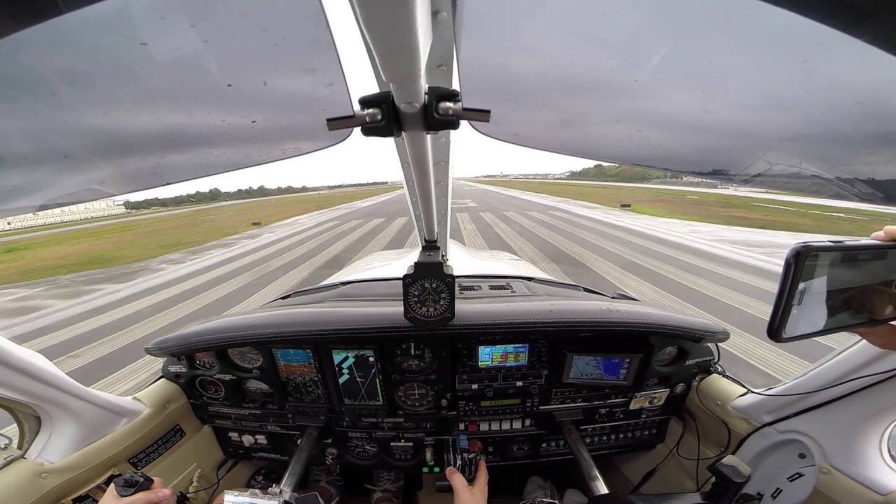 Manassas to Key West Piper Arrow by JohnThePilot
