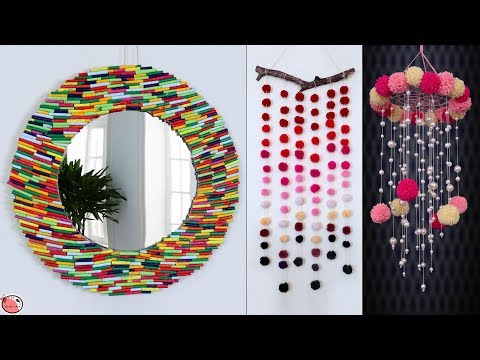 10 Amazing… New DIY Room Decor 2019 || DIY Projects !!!