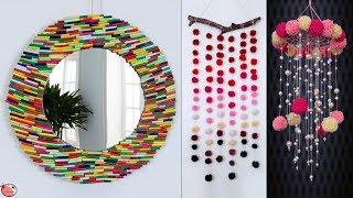 10 Amazing... New DIY Room Decor 2019    DIY Projects !!!