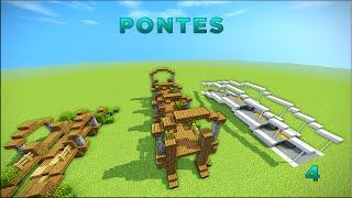 Minecraft: Dicas de Construção - 4: PONTES