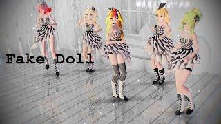 【MMD】Fake Doll
