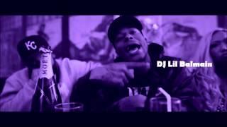 ASAP Ant - The Way It Go [Chopped & Screwed] x DJ Lil Balmain (RIP Yams)