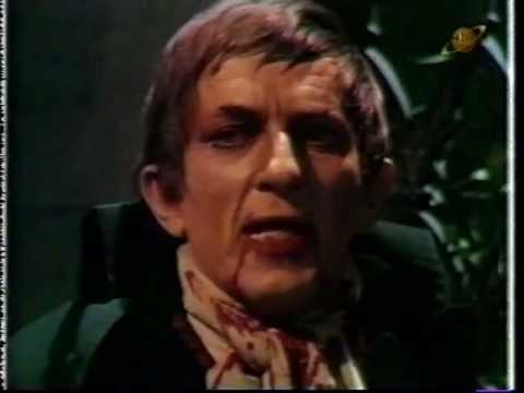 DARK SHADOWS TV SERIES Vampire Barnabas  His Realization