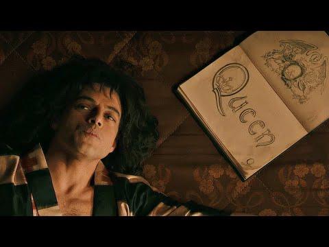 Отрывок из фильма: Богемская рапсодия 2018. А вам не кажется, что звук ДЕРЬМО? Первый альбом Queen.