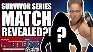 Daniel Bryan Contract UPDATE! WWE Survivor Series Match REVEALED?!   WrestleTalk News Aug. 2018