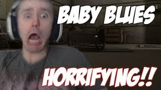 Baby Blues : SCARIEST GAME THIS YEAR SO FAR!