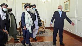 طالبان و جمهوری اسلامی در مرز به هم رسیدند