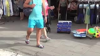 Chorvatsko, Povljana 2017