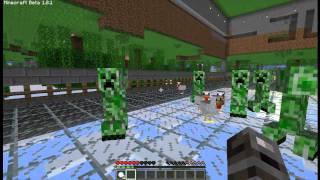 Minecraft Mod Review - Upside-Down [GERMAN]