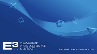 PlayStation® - E3 2016 Press Conference | English(Watch the PlayStation E3 2016 Press Conference live from Shrine Auditorium. For more news and information on E3 2016 visit http://live.playstation.com., 2016-06-14T02:36:53.000Z)