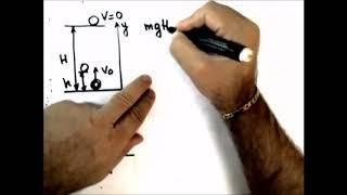 физика. Решение задач. Движение тела брошенного вертикально вверх.  Выполнялка 15