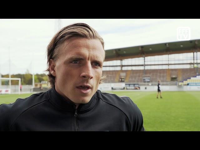 Inför Falkenbergs FF - Djurgårdens IF, Allsvenskan 2019