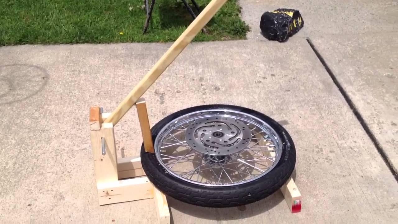 motorcycle bead breaker