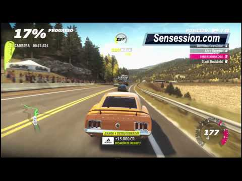 Forza Horizon Review HD