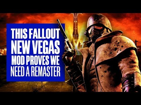 This Fallout New Vegas Mod Proves It's Still Worth Playing
