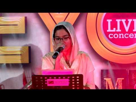 Mera Dil Ye Pukare Aaja | Sahiya Asees | Mehfil Doha - Beyond Memories