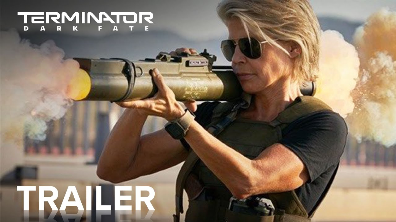 Download TERMINATOR: DARK FATE   Official Trailer   Paramount Movies