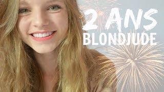 2 ANS SUR YOUTUBE • Blond Jude